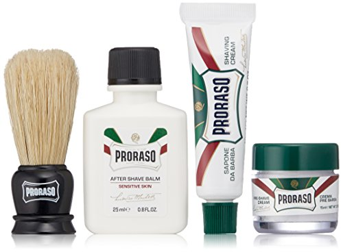 (Proraso Travel Shave Kit)