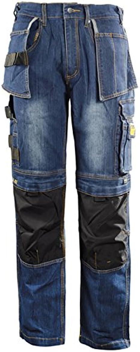 DBLADE Pantalone Da Lavoro Denim 5 tasche