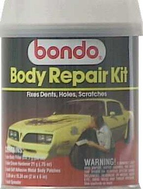 The 8 best bondo for cars