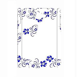 Superior Blue and White Porcelain pattern Hard Plastic Back Case Cvoer for Samsung Galaxy Note I9220 Case