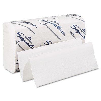 Gpc Hand Towel (Georgia Pacificreg; Professional Signaturereg; Two-Ply Folded Paper Towels GPC)