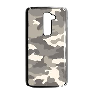 DIY Printed Camouflage hard plastic case skin cover For LG G2 SN9V792056