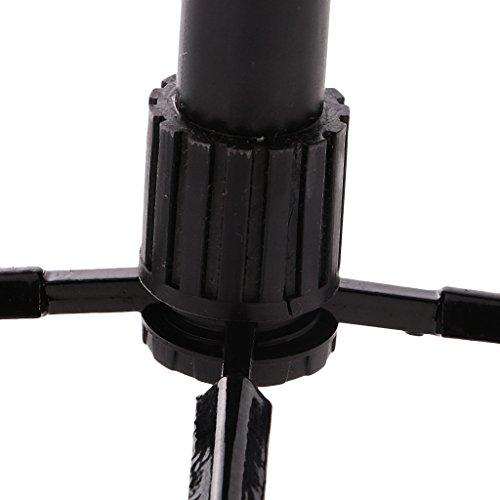 Jili Online Professional Black Flute Rack Bracket Support Instrument Holder Musical Tool by Jili Online (Image #6)