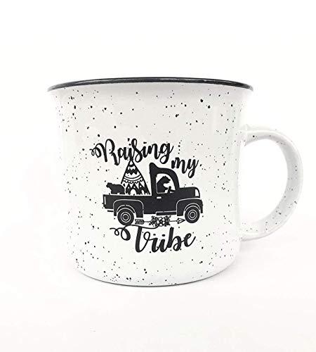 Funny Mama Bear 15 oz Coffee Cup Campfire Mug