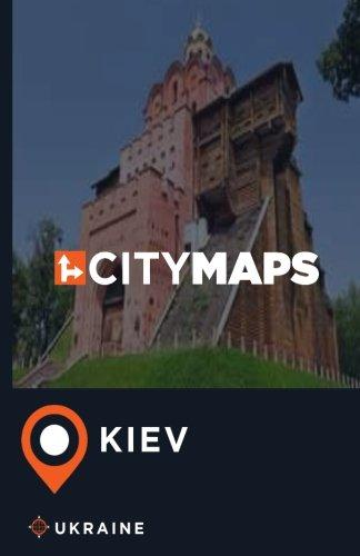 City Maps Kiev Ukraine