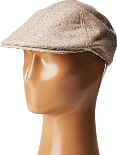 Goorin Bros. Men's Andy Hamill Wool Ivy Newsboy Hat, tan, Small