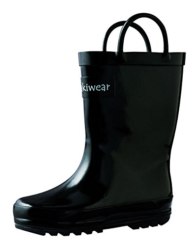 Muck Up Day Costumes For Girls - OAKI Kids Rubber Rain Boots with