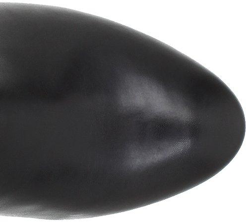 black Melanie Femme Boots Leather Jane Noir Clarks vwaZT
