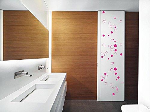 Wall sticker studio sticker per piastrelle bagno doccia