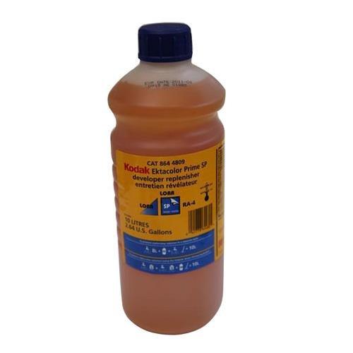 Kodak RA Prime SP Paper Developer Replenisher, 10 Liters. by KODAK
