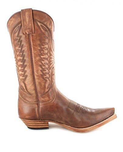 Sendra 2073 Olimpia et Beige adulte Bottes bottines mixte Boots 023 cowboy rwq6xzr5