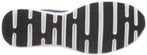 Skechers Synergy- Power Switch - Zapatillas de deporte para hombre Azul (NVBK)