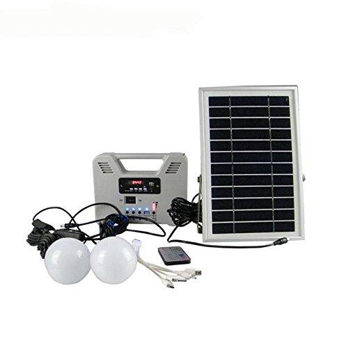 Small Solar Lighting System in Florida - 9