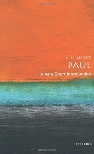 Download Paul: A Very Short Introduction pdf epub