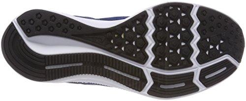 Nebula Nike white Uomo dark Sneaker blue 401 Obsidian 8 black navy Blu Downshifter vtSrYv