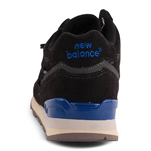 New Balance 996 Womens Suede Trainers Black - 35 EU