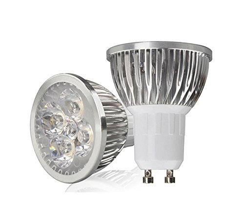 10 X GU10 [Regulable] 220V 8W Bombilla LED spot Blanco Frío 6000k 60° ángulo: Amazon.es: Iluminación