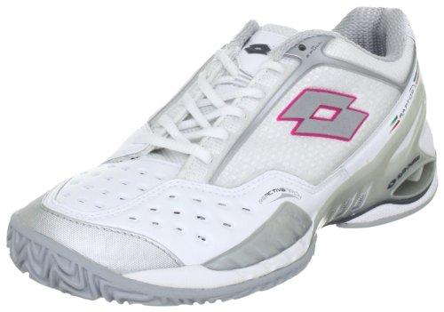 Lotto Sport RAPTOR ULTRA III CLAY W N8219 - Zapatillas de tenis para mujer Blanco