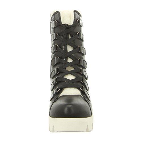Gerry Weber Mujeres botines negro, (schwarz) G61405PL25/100 schwarz
