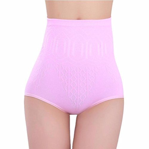 Conina Women's Underwear, Casual Sexy High Waist Tummy Control Body Shaper Briefs Slimming Pants (E) from Conina