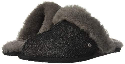 Nero Pantofole Da Nere Ugg black Donna Sparkle Ii Scuffette tq70BZ