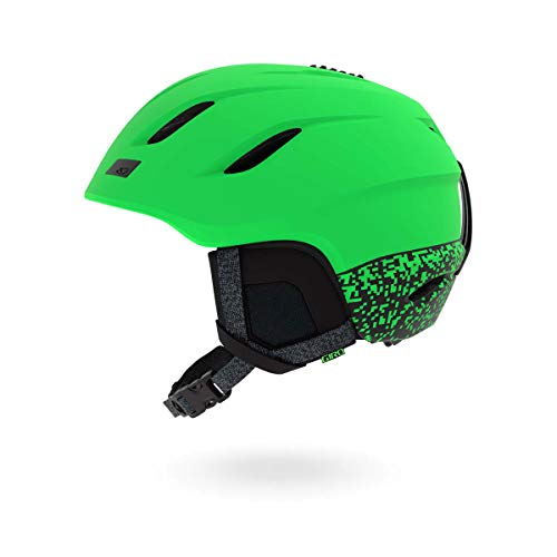 Giro Nine Snow Helmet Matte Bright Green SM