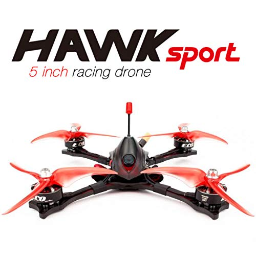 "EMAX Hawk Sport 5"" Inch PNP FPV Racing Drone (2400KV PNP)"