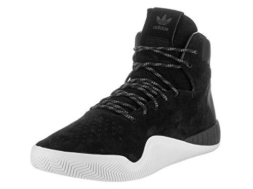 Adidas Originali Mens Tubular Instinct Fashion Sneaker Nero / Bianco / Bianco