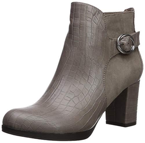 Bella Vita Women's Leann II Fashion Boot, Stone Croc/SPS, 6 N US from Bella Vita