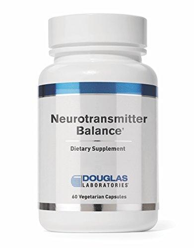 Douglas Laboratories - Neurotransmitter Balance - Supports Mood and Feelings of Emotional Wellness* - 60 Capsules