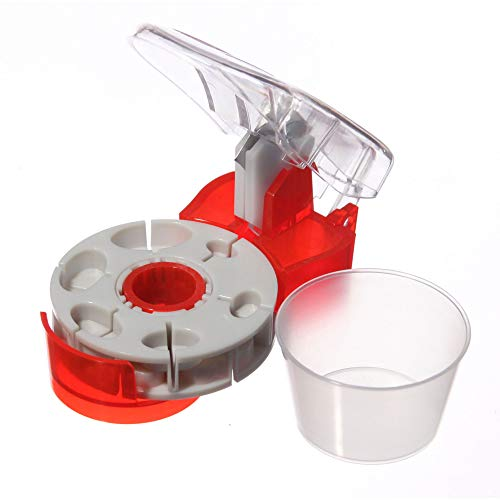 Medifacx ProRx Disc Pill Cutter with One Pill Catch Cup