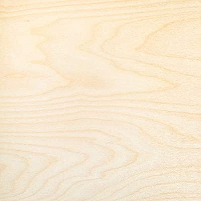 """3mm 1/8"""" x 12"""" x 20"""" B/BB Baltic Birch Plywood - Perfect for Arts & Crafts, School & DIY Projects, Drawing, Painting, Wood Engraving, Burning & Laser Projects - Cherokee Wood Products"""