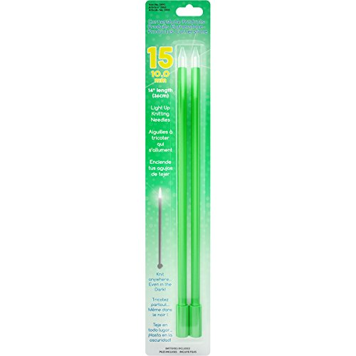 Cornerstone Products 3993 Lite Knitting Needles-Size 15 (Knitting Needles Lite)