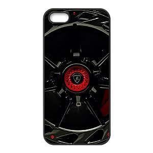 RHGGB Lamborghini sign fashion cell phone case for iPhone 5S