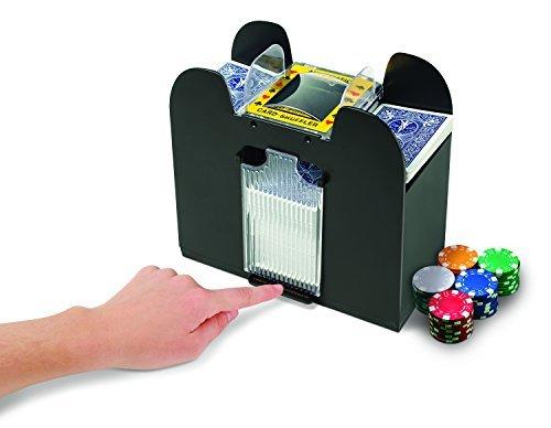 Jobar International 6 Decks Card Shuffler