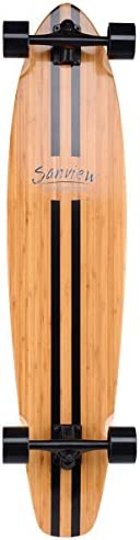 SANVIEW Complete Longboard Skateboards Cruiser product image