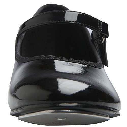 American Ballet Theatre for Spotlights Girls' Smooth Black Girls' Mary Jane Tap Shoe 9.5 Regular by American Ballet Theatre for Spotlights (Image #3)
