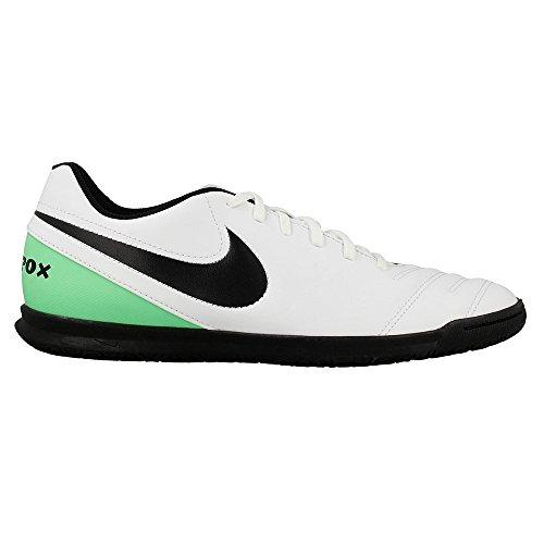 Nike , Herren Futsalschuhe weiß weiß