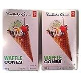 PC ICE Cream Sugar Cone Two Pack - 12 Cones PER Pack