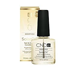 A conditioning treatment that penetrates deeply and quickly, softening cuticles and promoting strong, flexible natural nails and enhancements. Solaroil's natural blend of jojoba oil, sweet almond oil and vitamin E creates a light penetrating oil with...