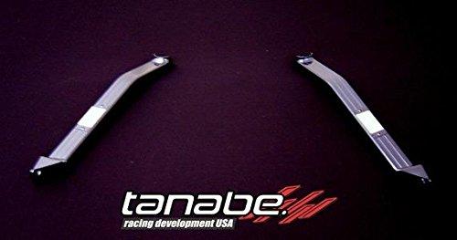 - Tanabe Sustec Rear 4 Point Under Brace 03-06 Lancer Evo8 (Ct9a) By Jm Auto Racing (Tub072r)