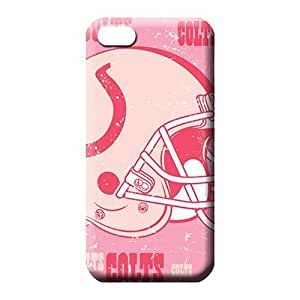 iPhone 4/4s Ultra Retail Packaging Fashionable Design phone carrying cover skin indianapolis colts nfl football