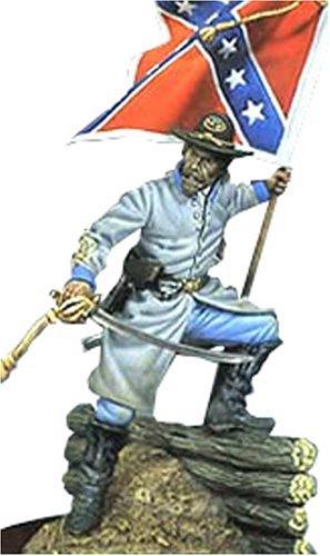 アンドレアミニチュアズ SG-F46 Confederate Standard Bearer 1862