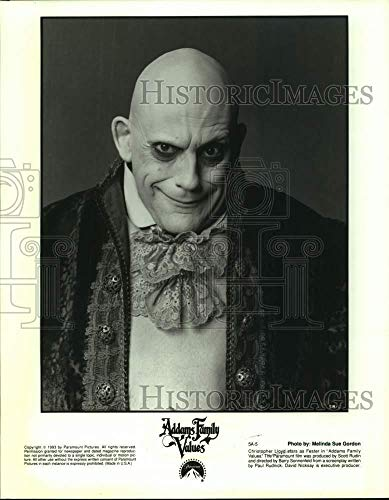 Vintage Photos 1993 Press Photo Actor Christopher Lloyd as Fester in Addams Family Values]()