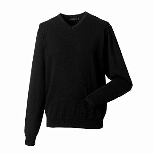 Russell Athletic V-Neck Sweatshirt - 6