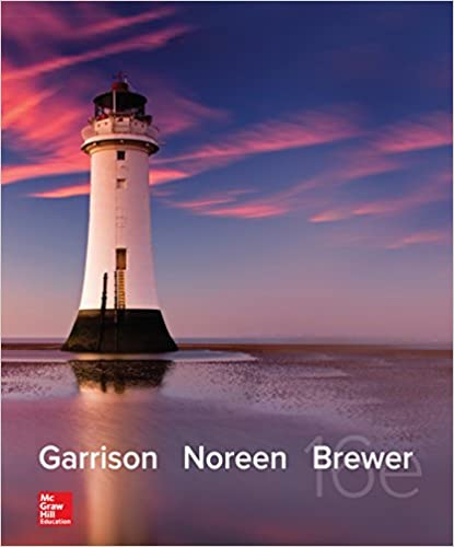 Amazon managerial accounting ebook ray garrison eric noreen managerial accounting 16th edition kindle edition fandeluxe Image collections