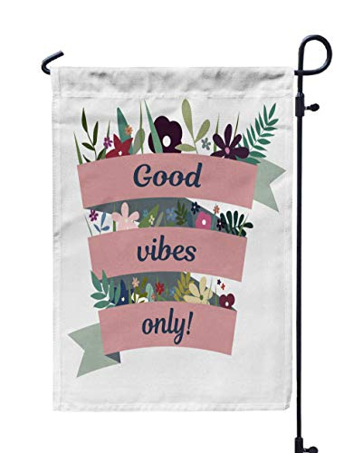 Shorping Thanksgiving Garden Flag, 12x18Inch for Holiday and