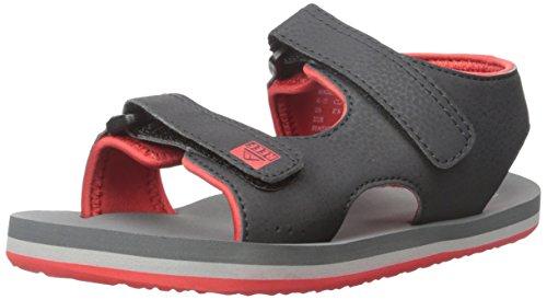 Reef Grom Stomper, Zapatos de Primeros Pasos para Bebés Varios colores (Grey / Blue)