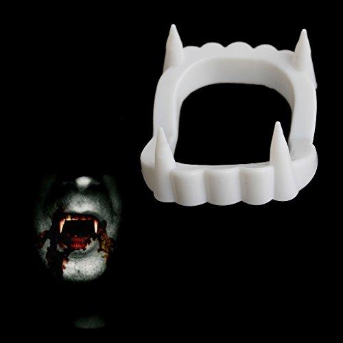 LyGuy Vampire Dracula Dents Halloween Monstre Loup-Garou Crocs Zombie Zombie Zombie Dents De Vampire Cadeau pour Les  s | Soldes  6c0a27