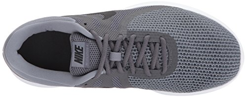 Nike Men's Revolution 4 Running Shoe, Dark Black-Cool Grey/White, 6 Regular US by Nike (Image #7)